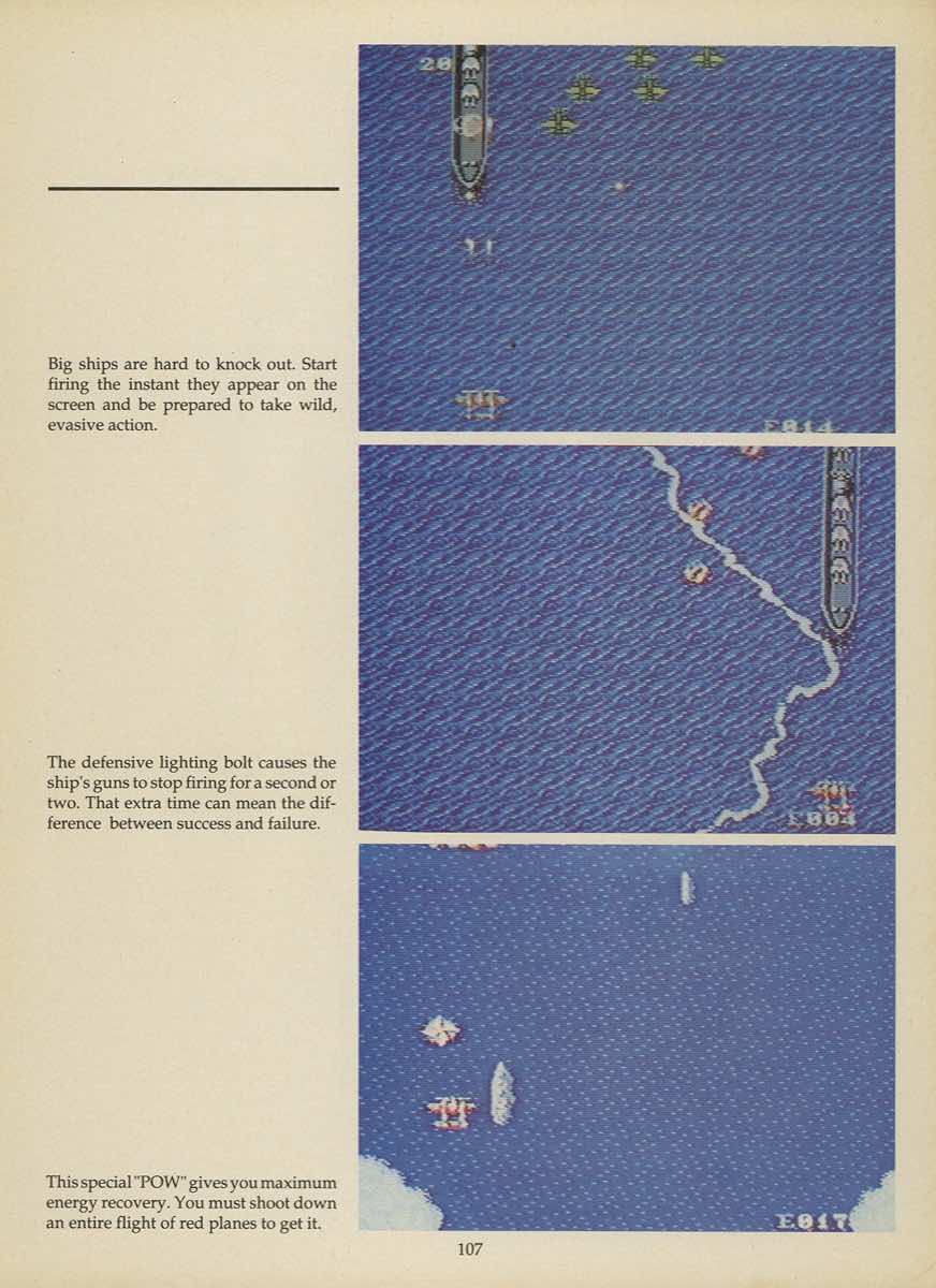 Game Player's Strategy Guide to Nintendo Games Issue 2 Pg. 107