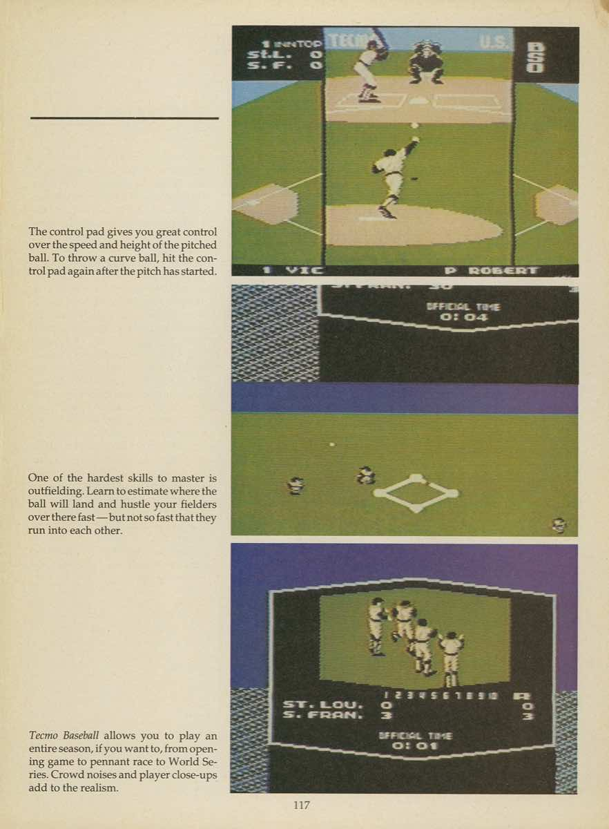 Game Player's Strategy Guide to Nintendo Games Issue 2 Pg. 117