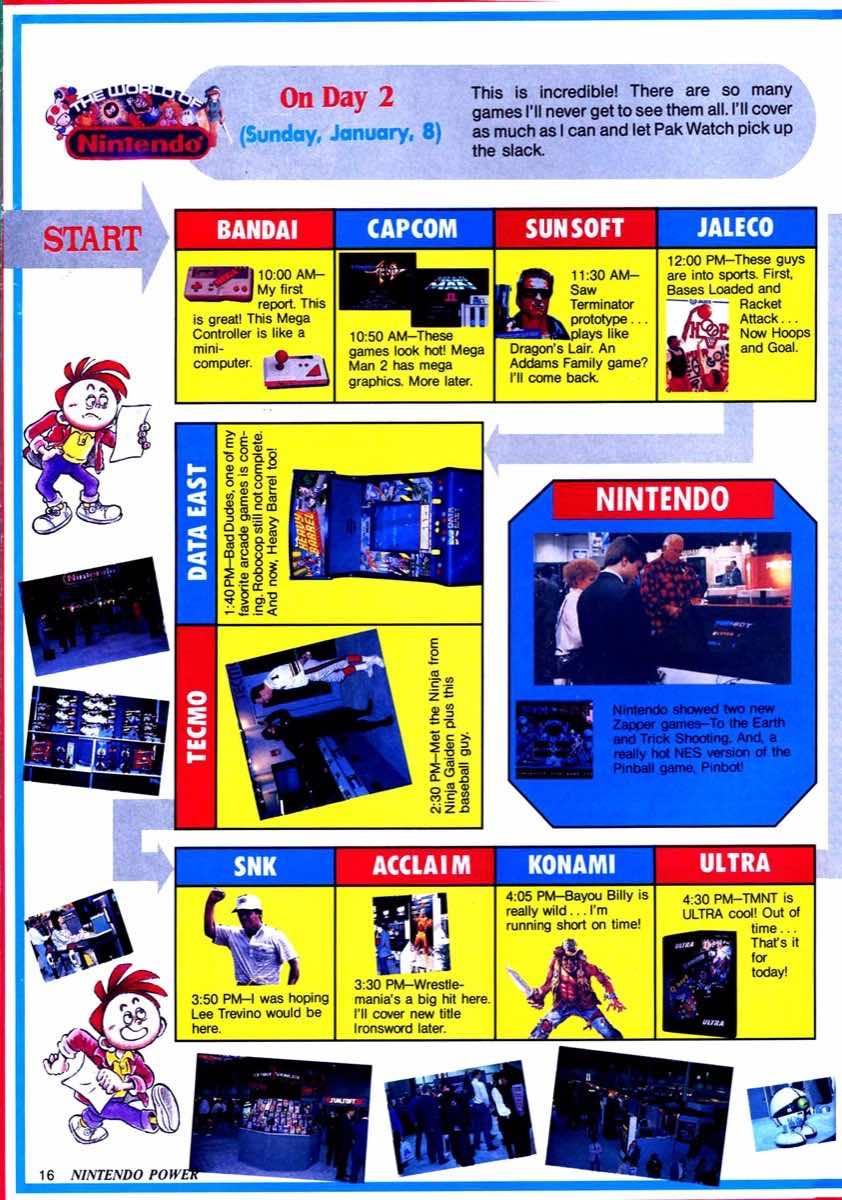 Nintendo Power | March April 1989 p016