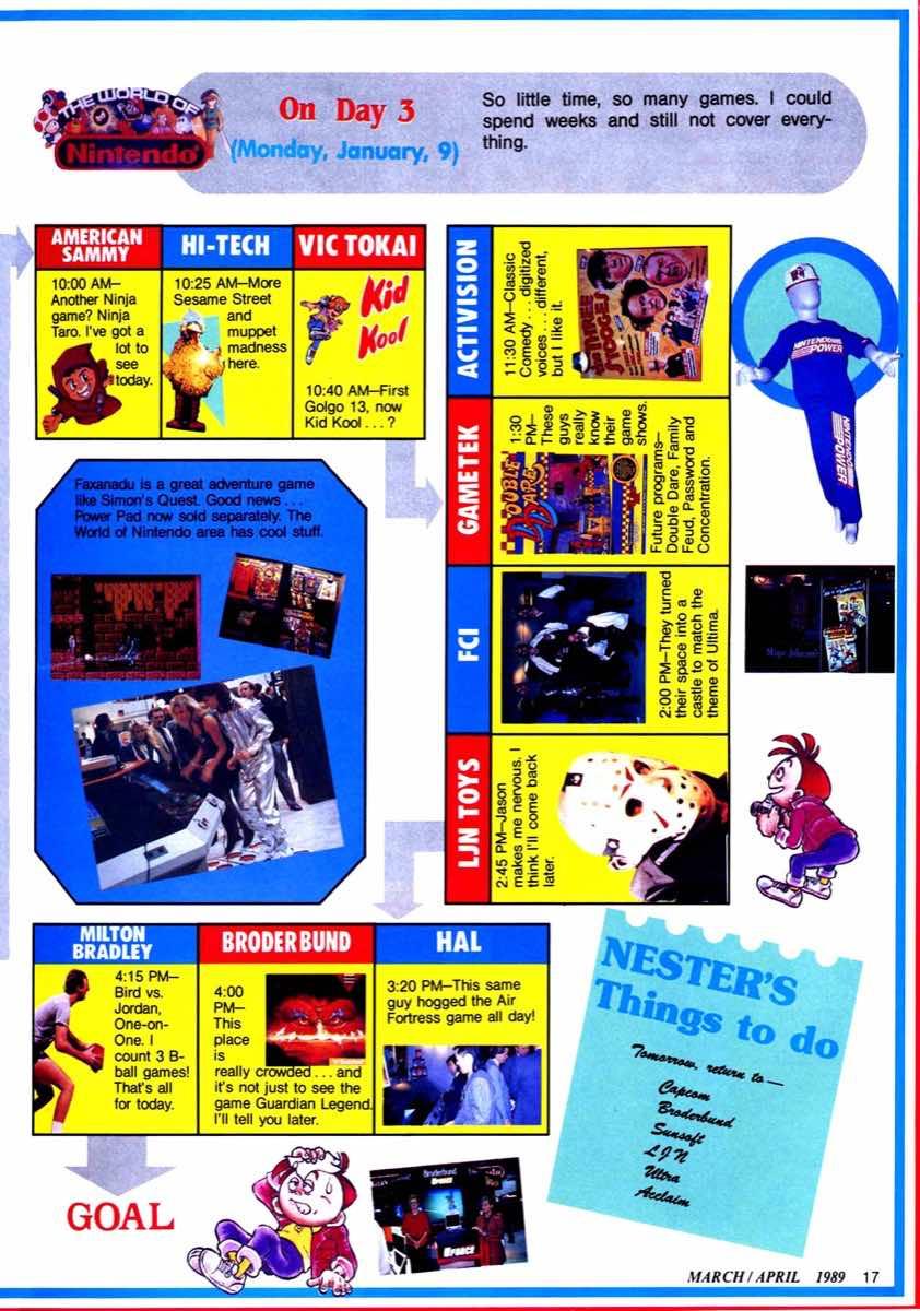 Nintendo Power | March April 1989 p017