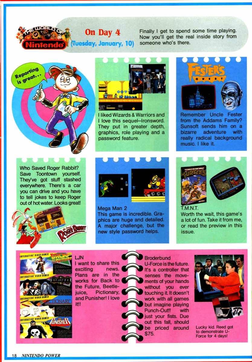 Nintendo Power | March April 1989 p018
