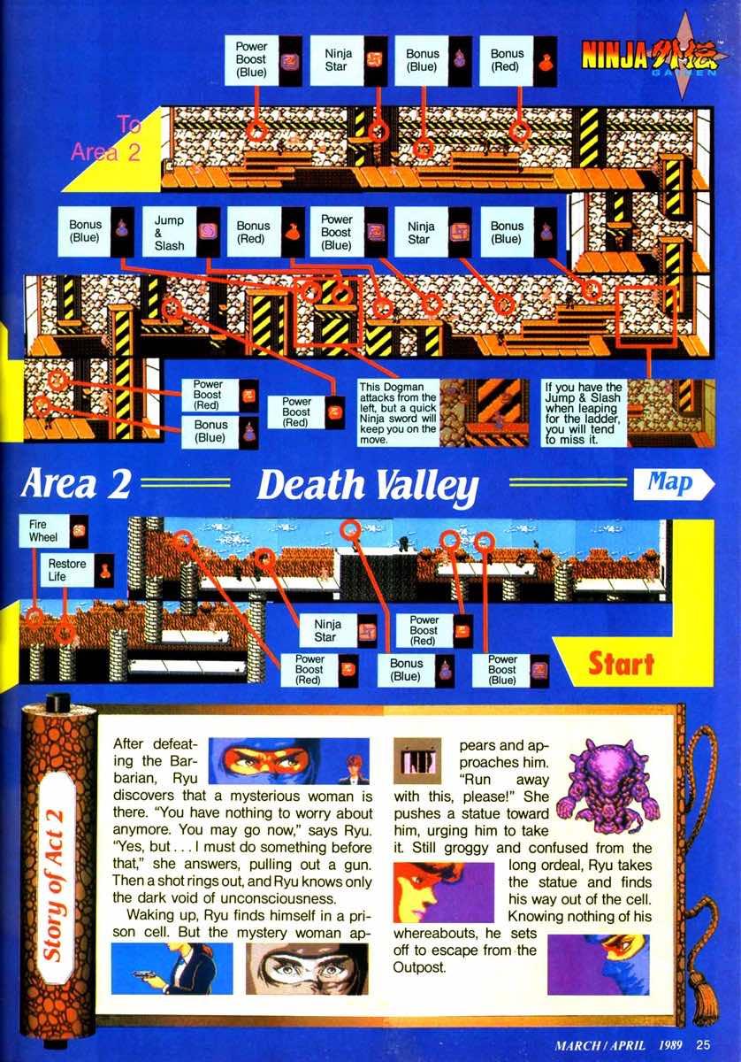 Nintendo Power | March April 1989 p025