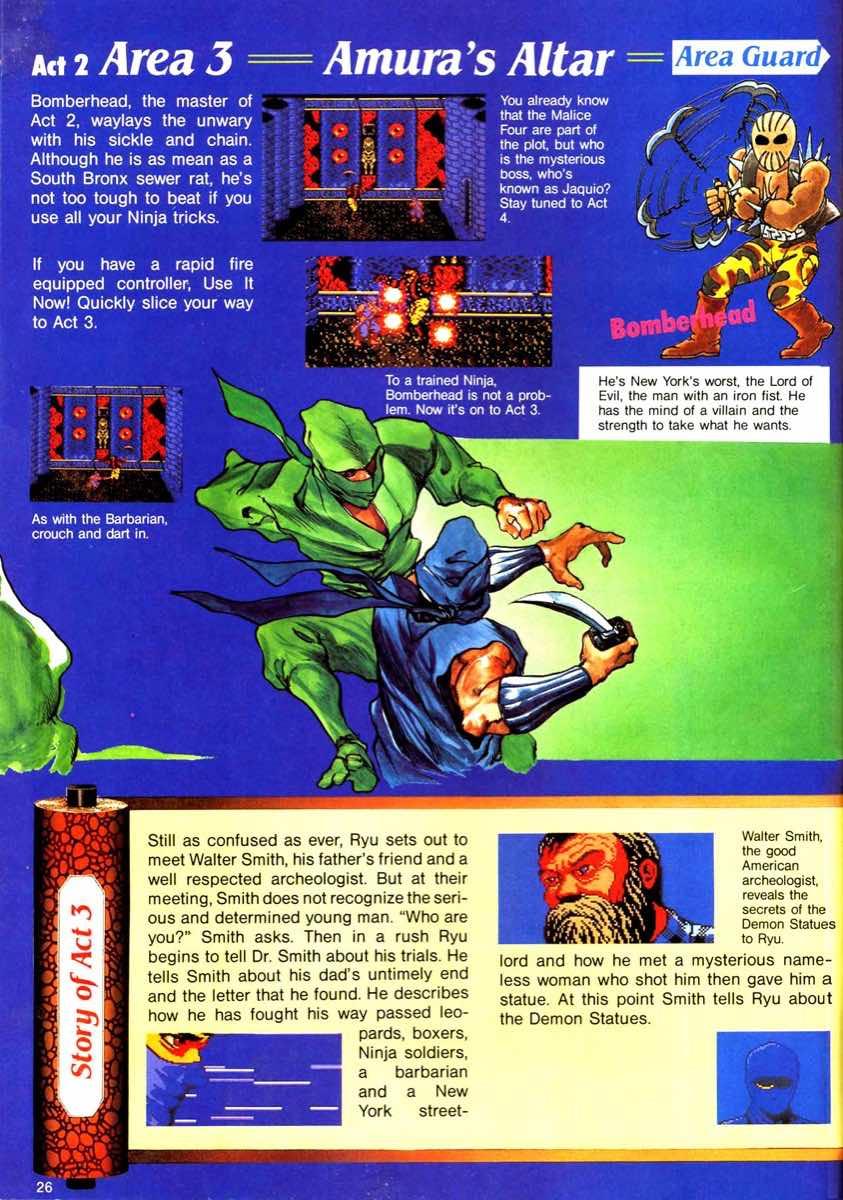 Nintendo Power | March April 1989 p026