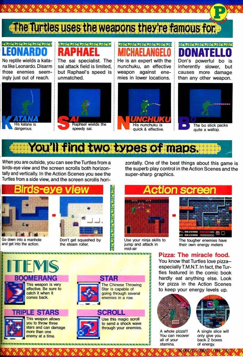 Nintendo Power | March April 1989 p053