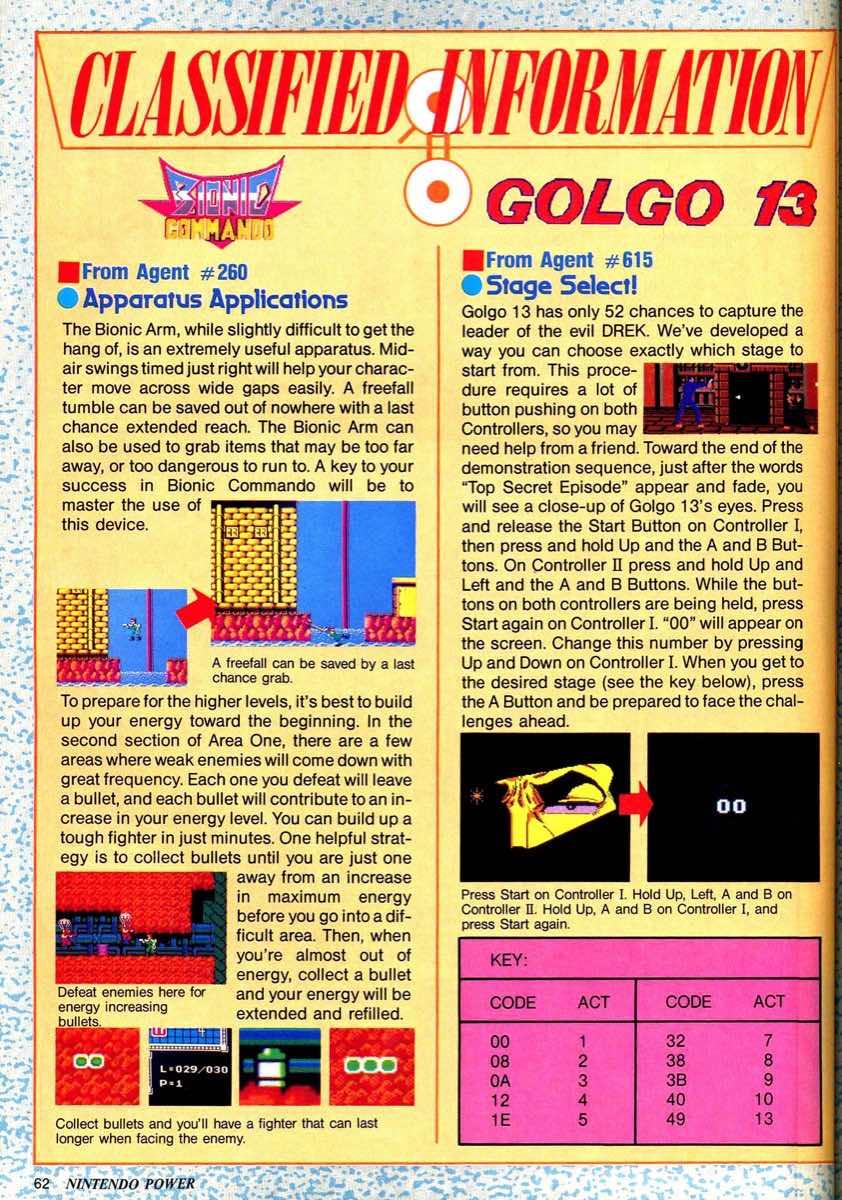 Nintendo Power   March April 1989 p062