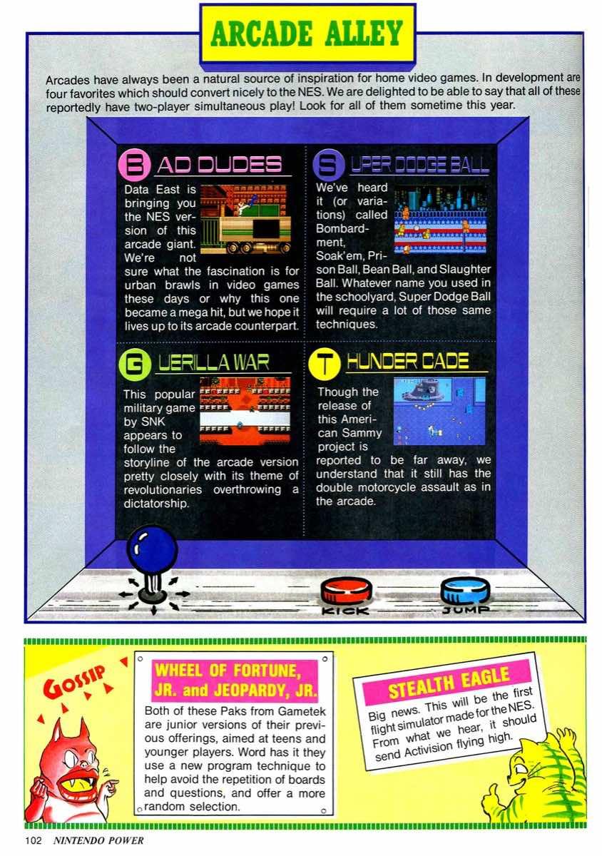 Nintendo Power | March April 1989 p102