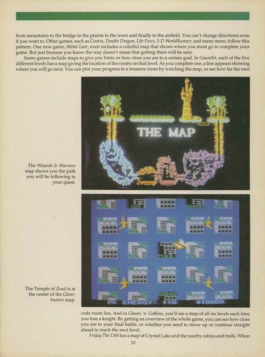 Game Player's Guide To Nintendo | May 1989 p010
