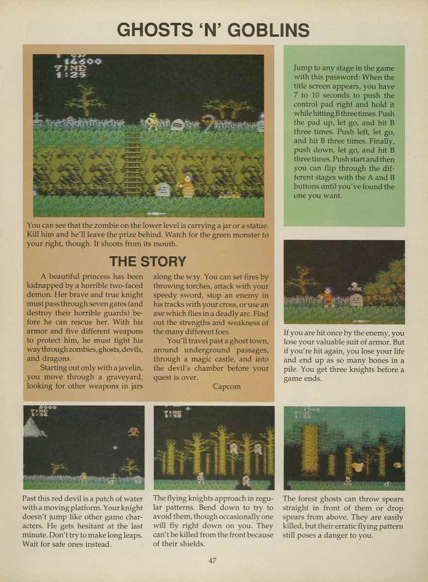 Game Player's Guide To Nintendo | May 1989 p047