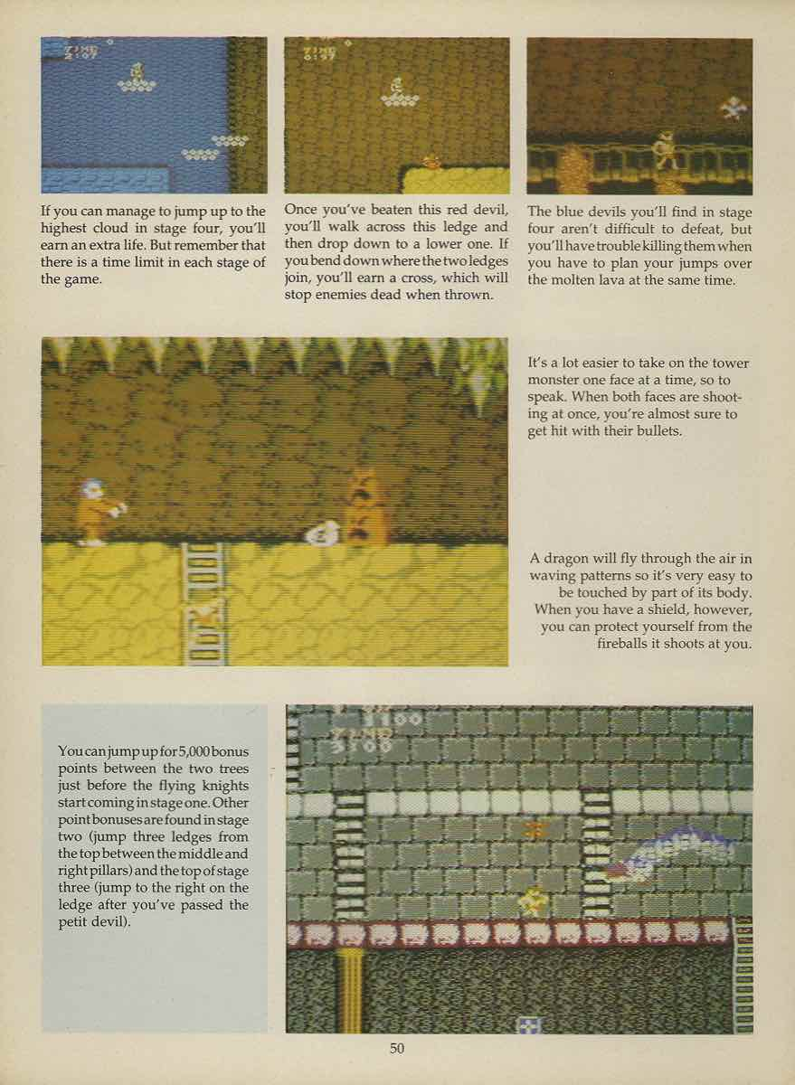 Game Player's Guide To Nintendo | May 1989 p050
