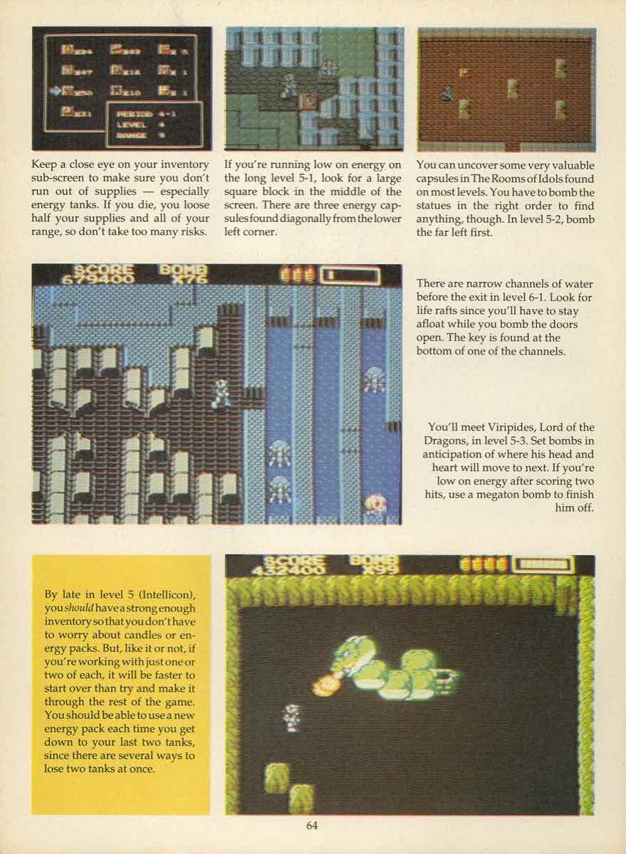 Game Player's Guide To Nintendo | May 1989 p064