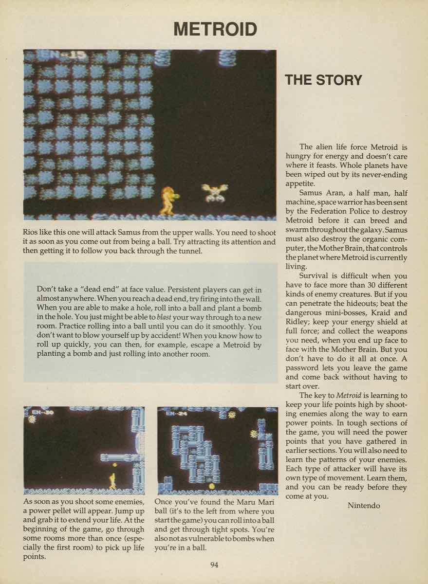 Game Player's Guide To Nintendo | May 1989 p094