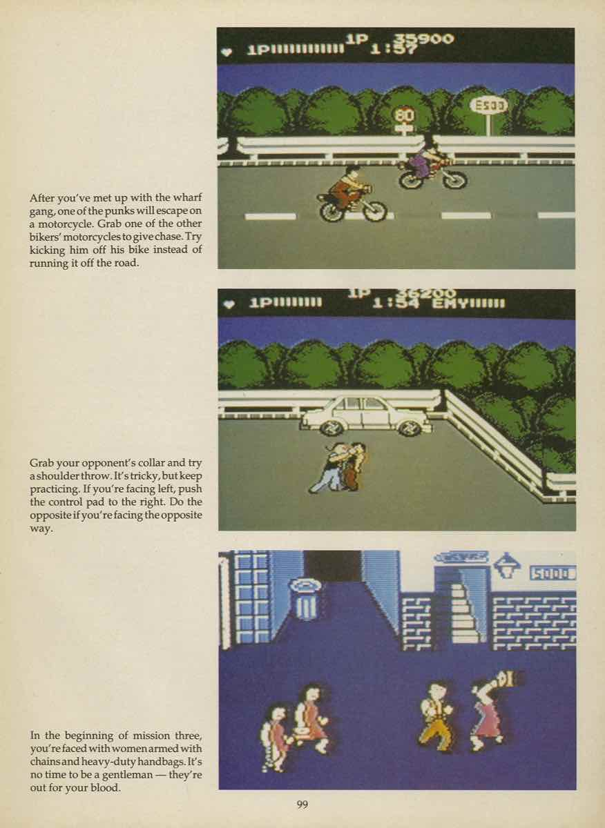 Game Player's Guide To Nintendo | May 1989 p099