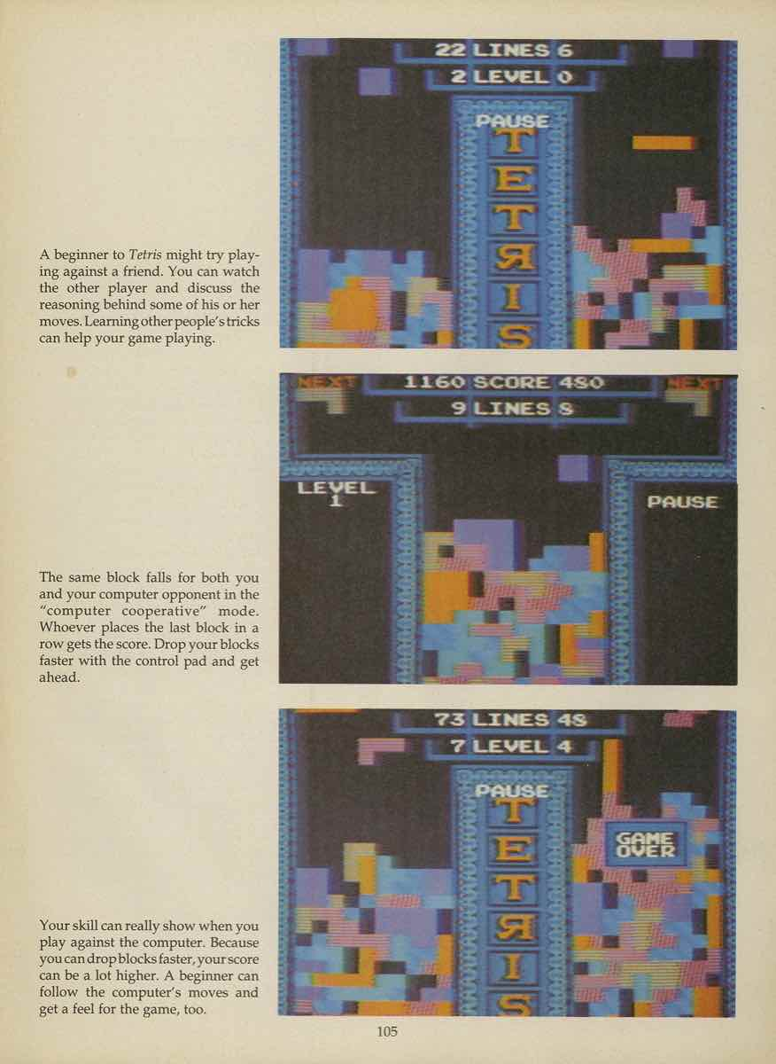 Game Player's Guide To Nintendo | May 1989 p105