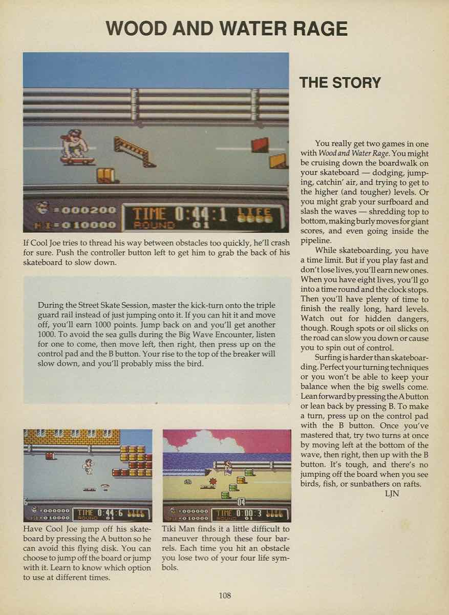 Game Player's Guide To Nintendo | May 1989 p108