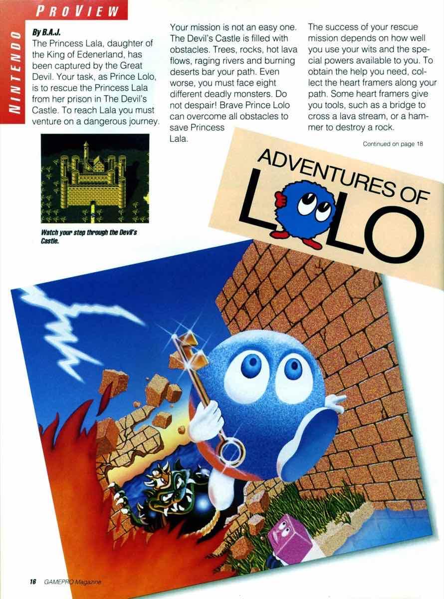 GamePro   May 1989 p16