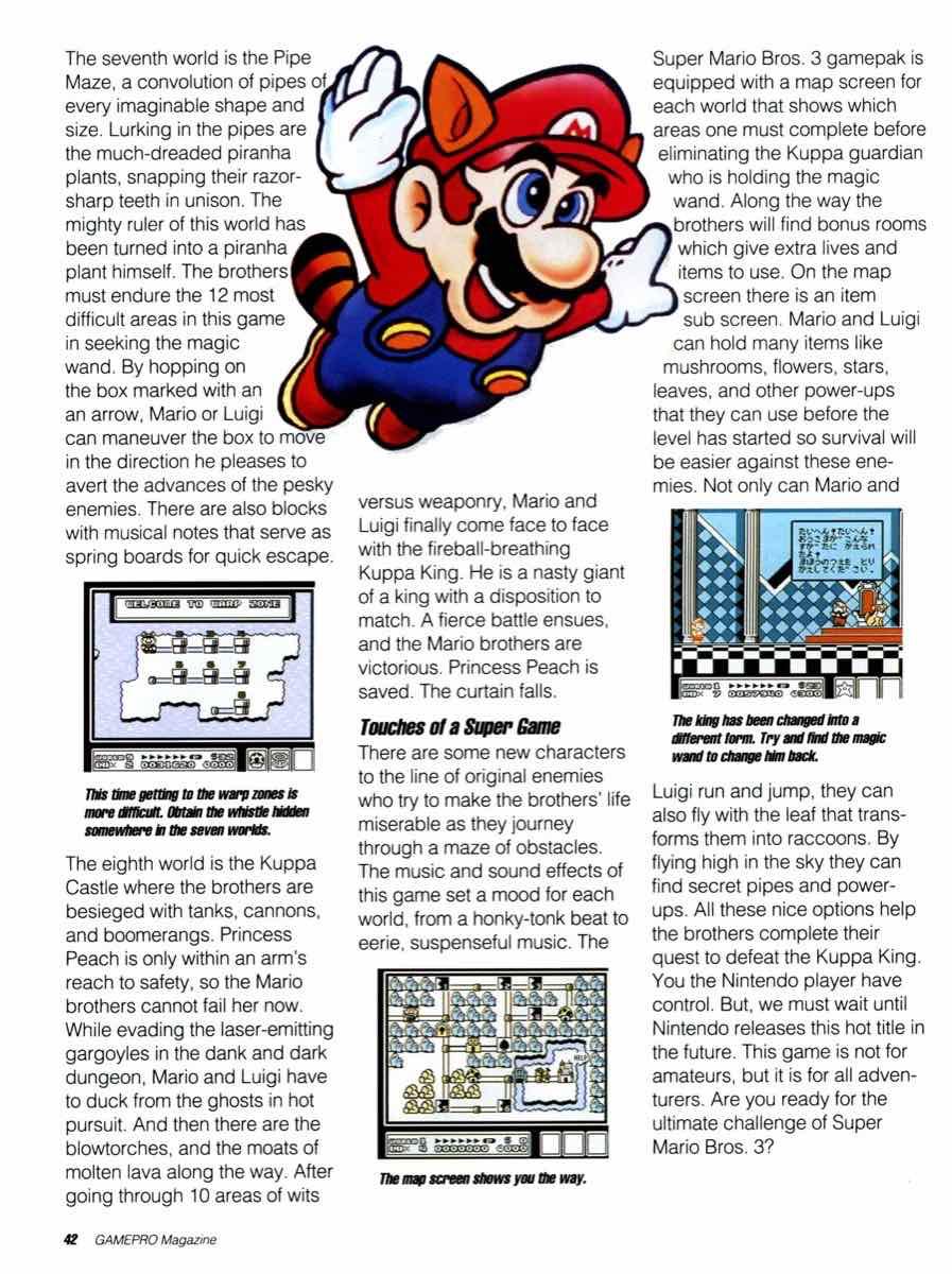 GamePro   May 1989 p42