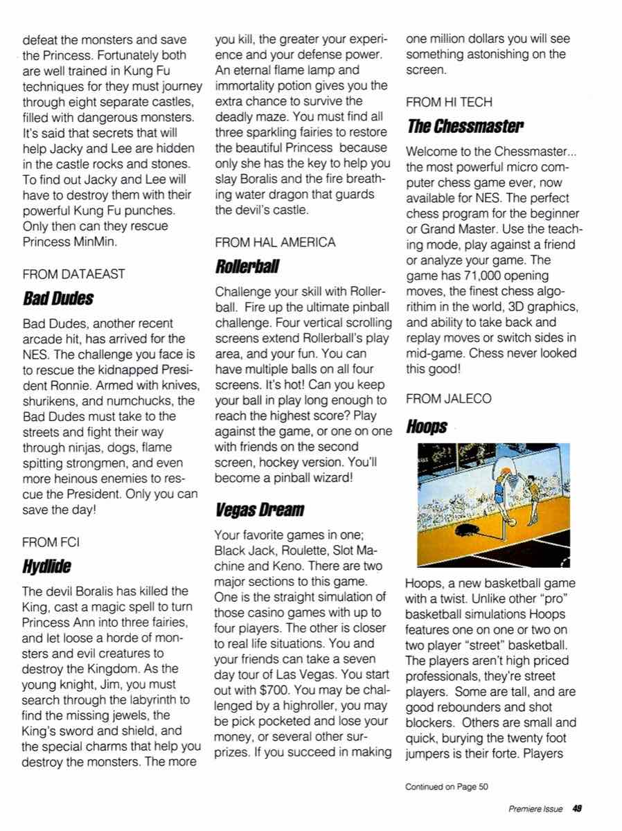 GamePro | May 1989 p49