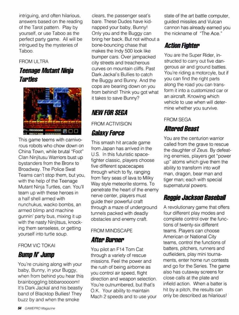 GamePro | May 1989 p54
