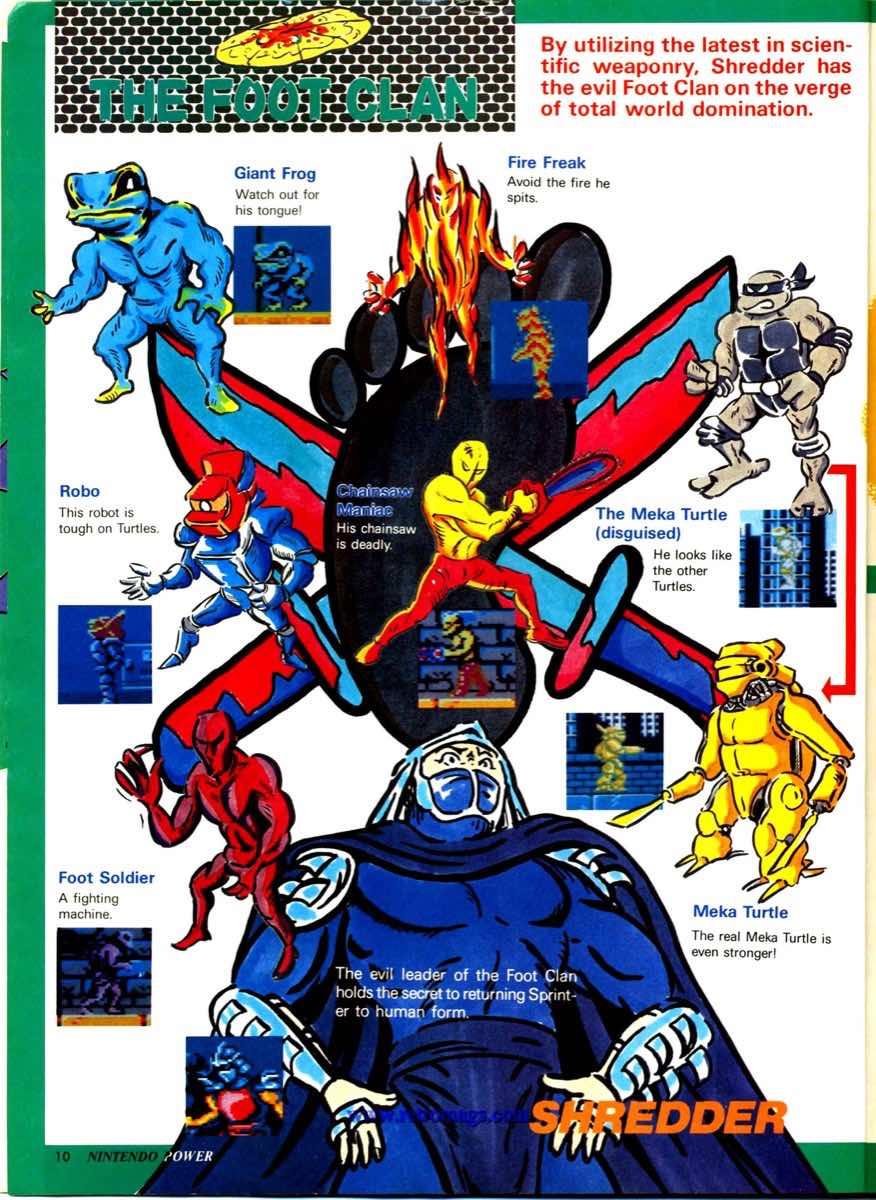 Nintendo Power | May June 1989 p10