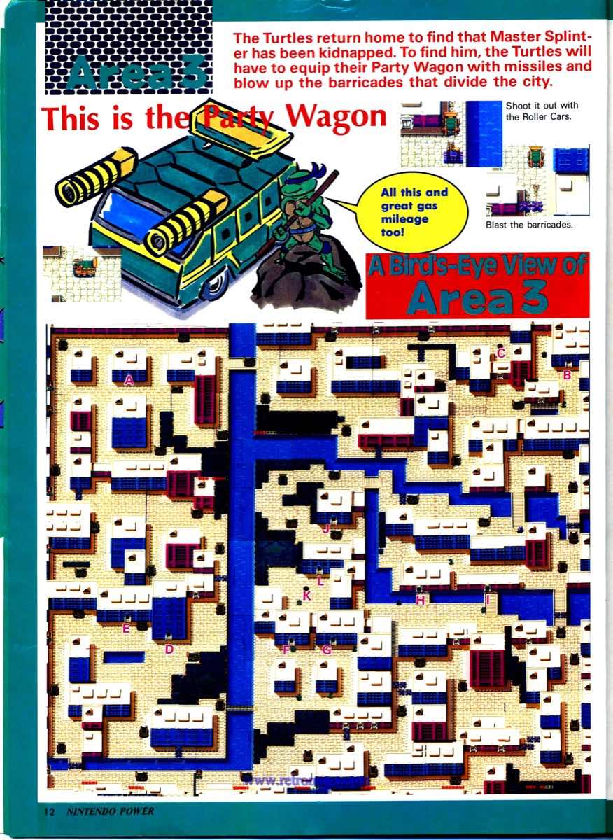 Nintendo Power | May June 1989 p12