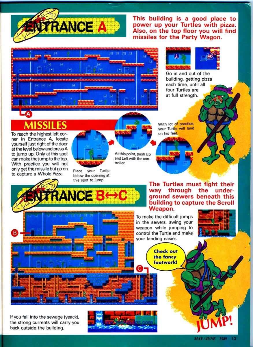 Nintendo Power | May June 1989 p13