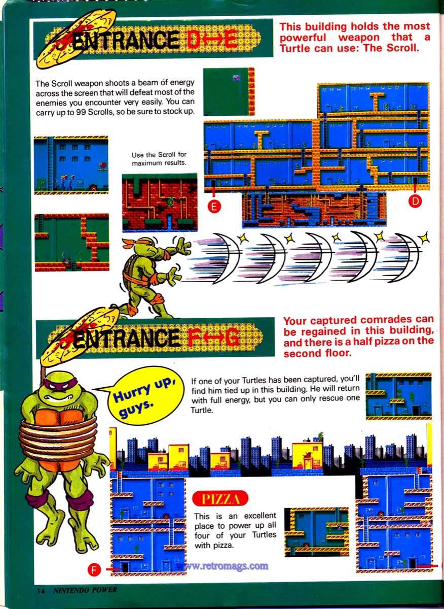 Nintendo Power | May June 1989 p14