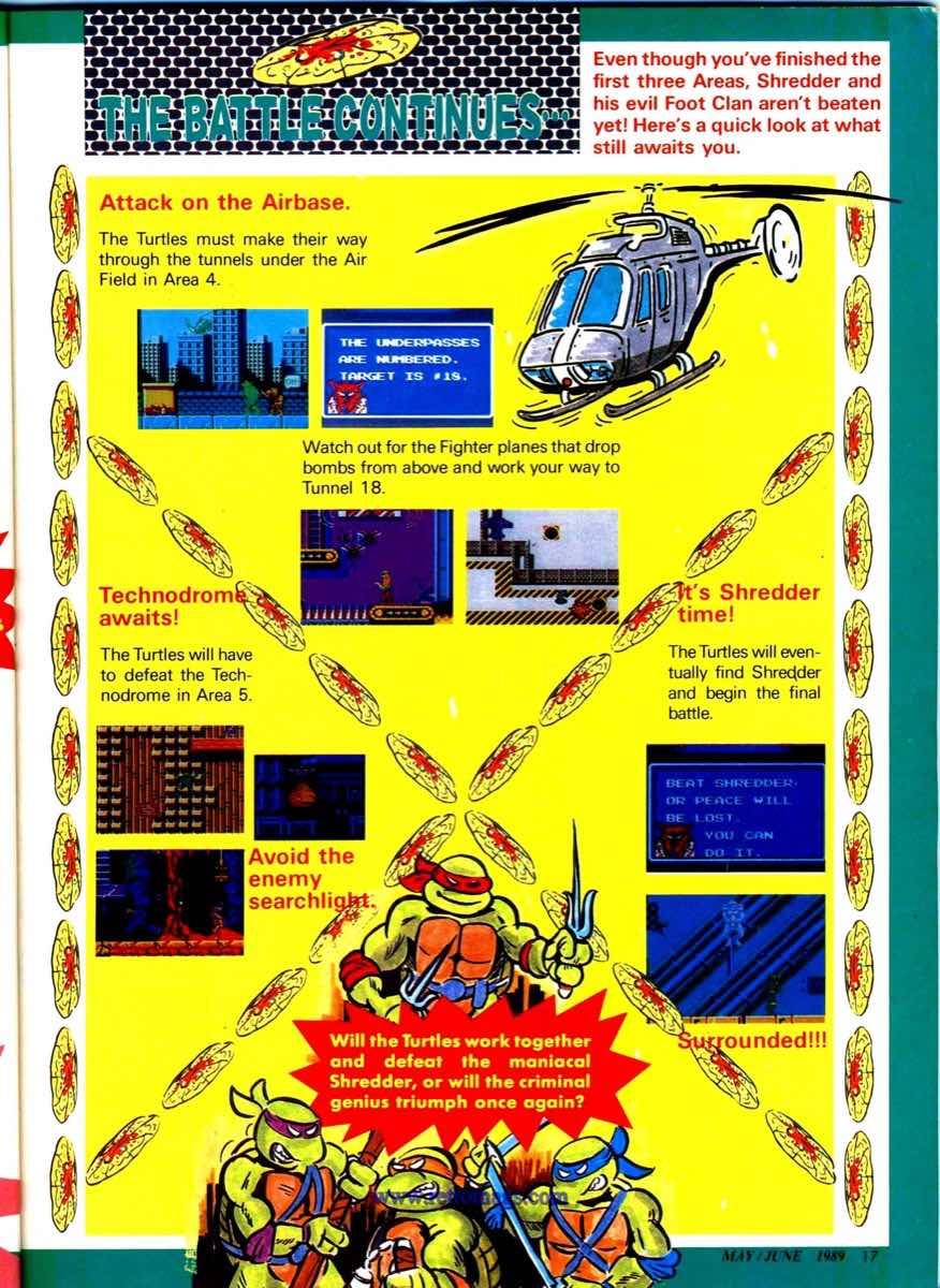 Nintendo Power | May June 1989 p17
