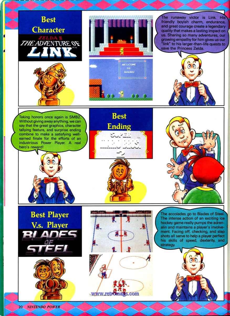 Nintendo Power | May June 1989 p20