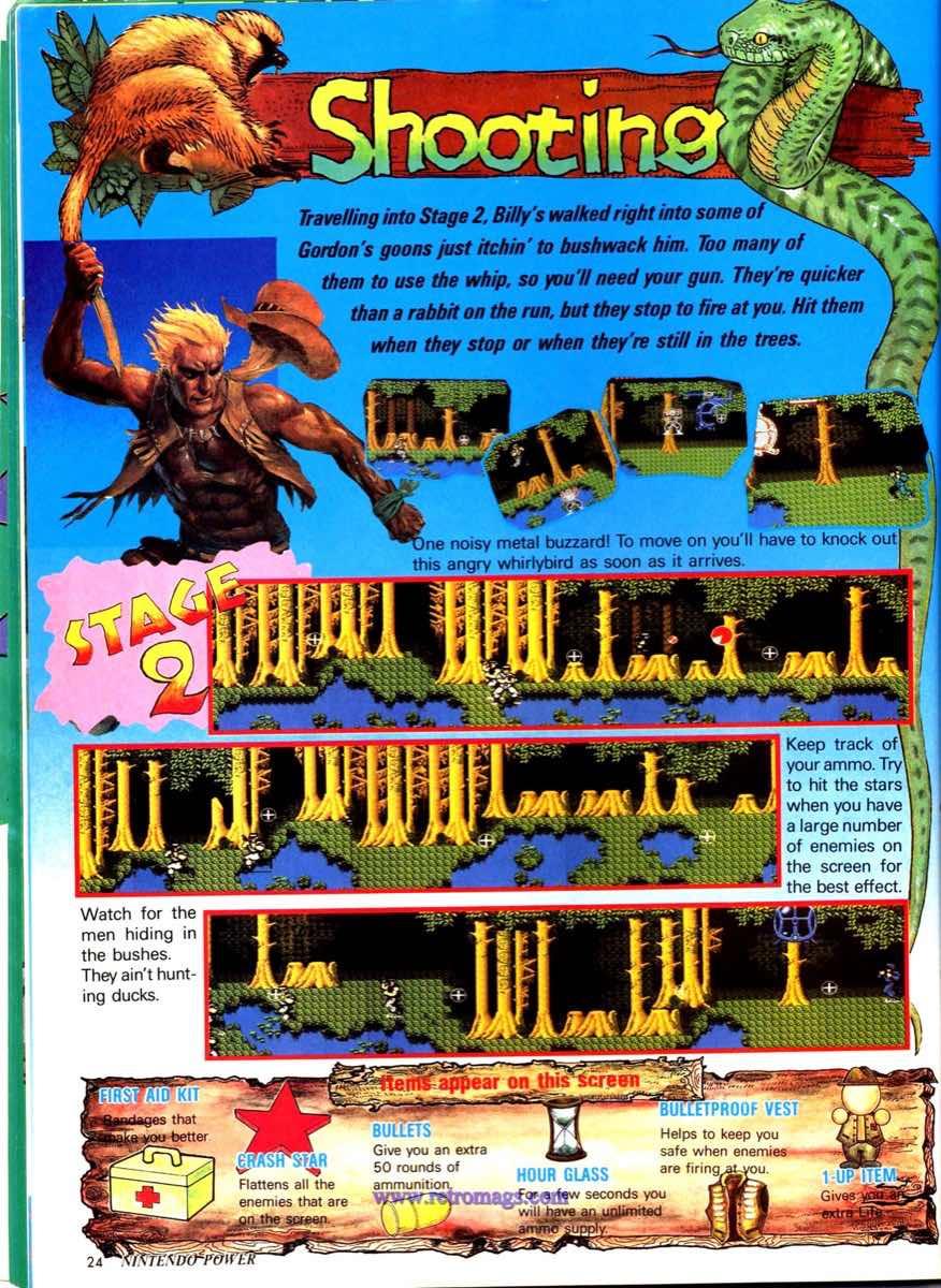 Nintendo Power   May June 1989 p24