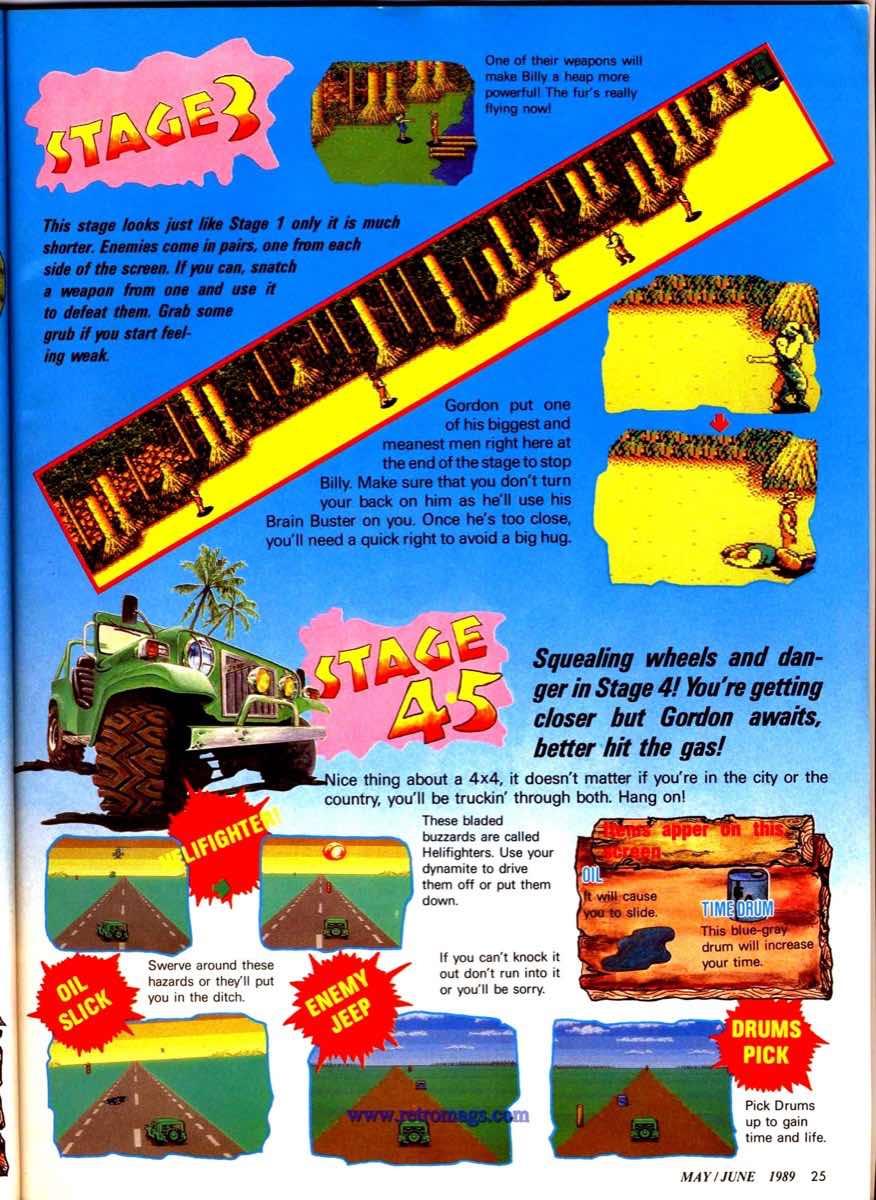 Nintendo Power   May June 1989 p25