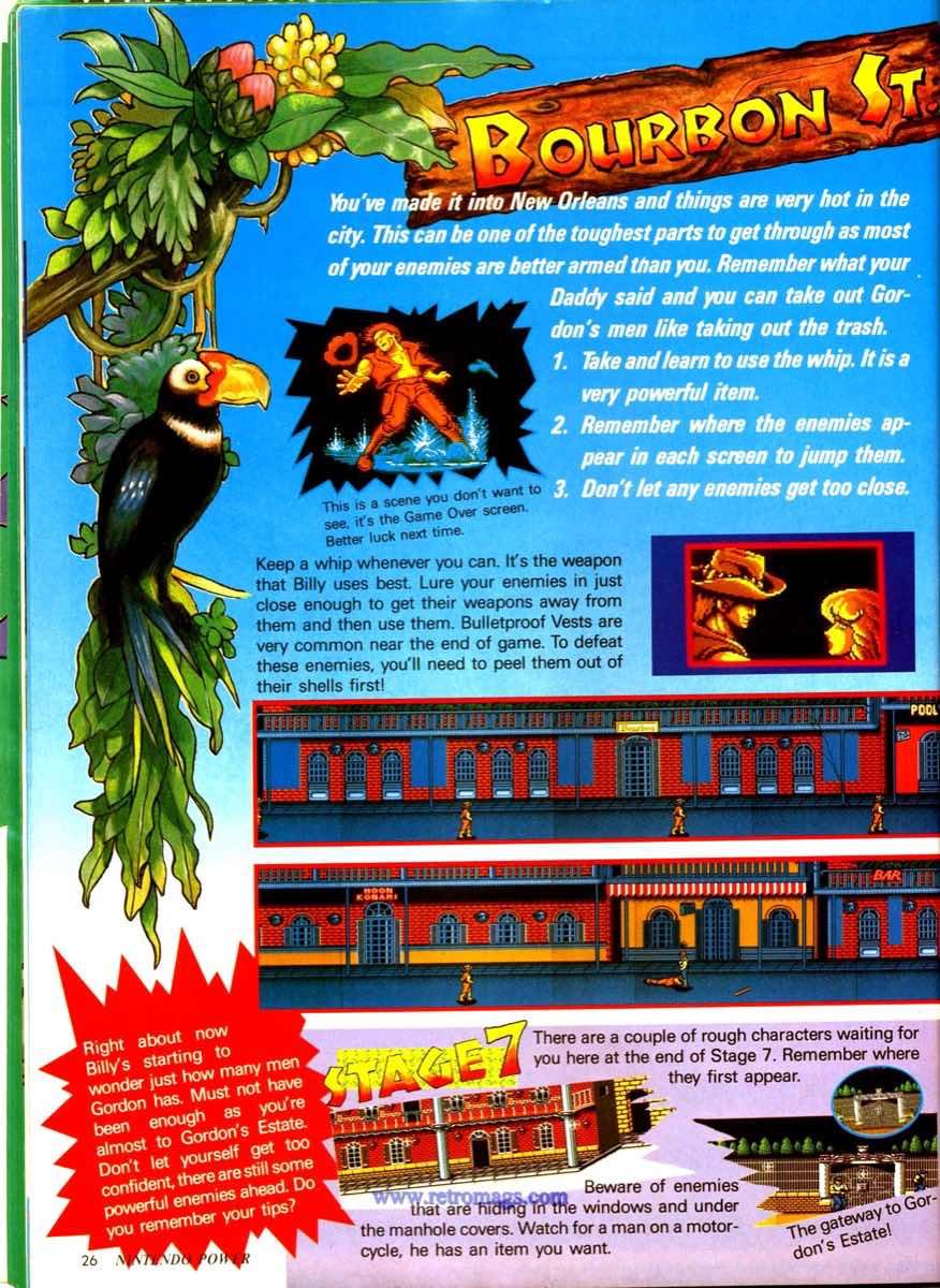 Nintendo Power   May June 1989 p26