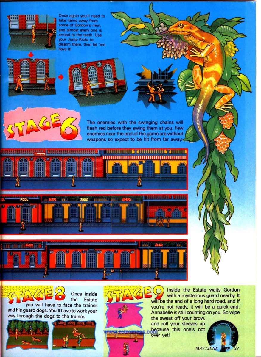 Nintendo Power   May June 1989 p27