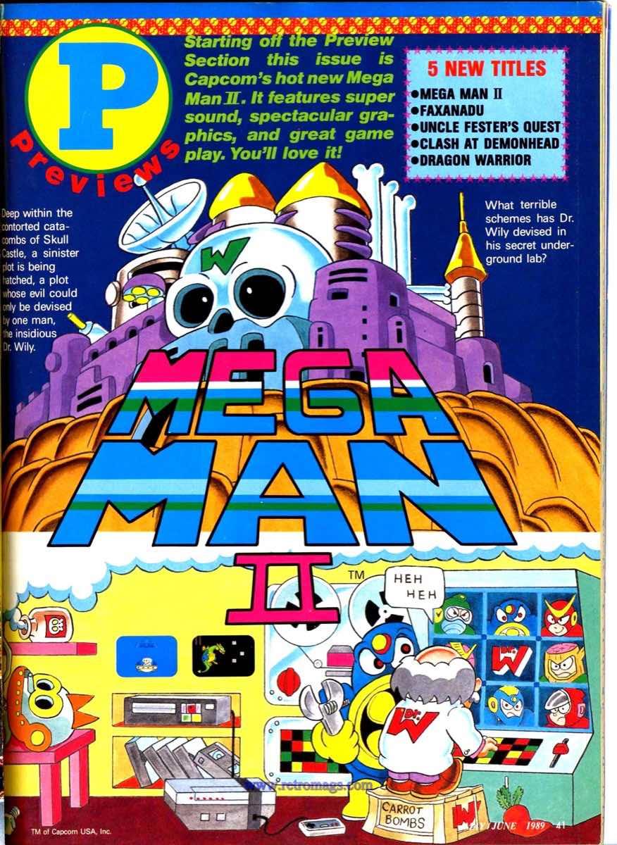 Nintendo Power | May June 1989 p41