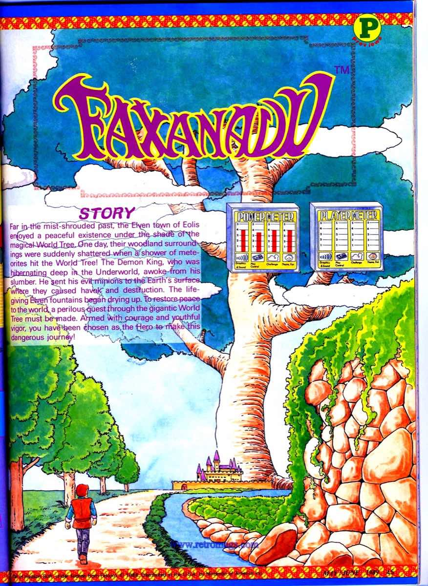 Nintendo Power | May June 1989 p45