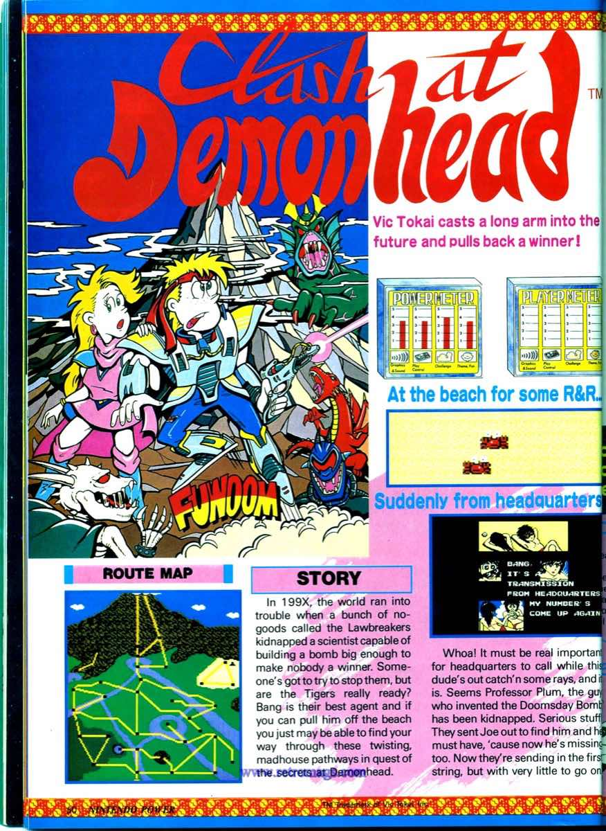 Nintendo Power | May June 1989 p50