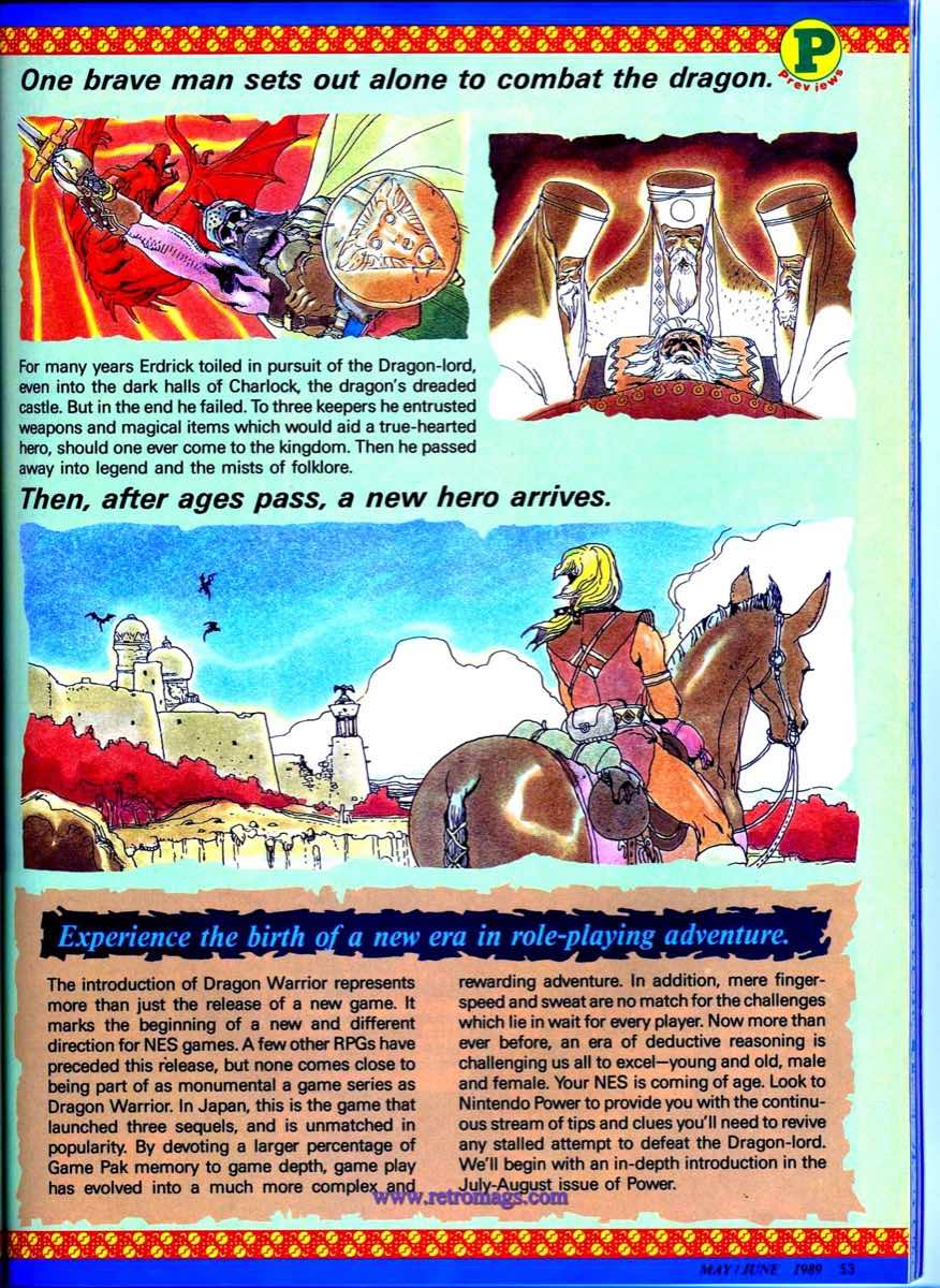 Nintendo Power | May June 1989 p53