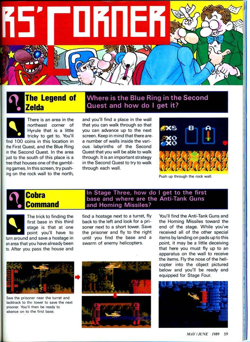 Nintendo Power | May June 1989 p59