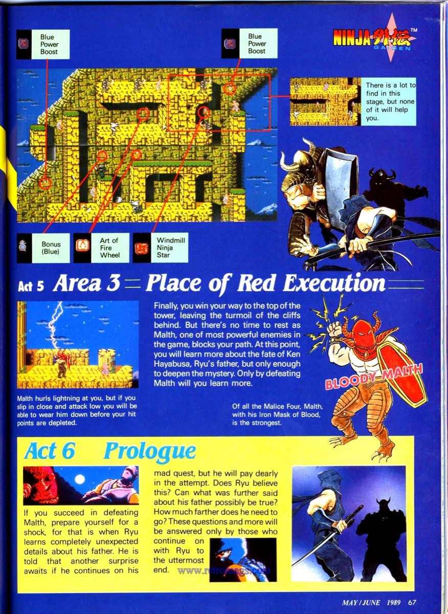 Nintendo Power | May June 1989 p67