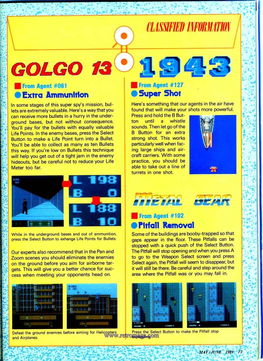 Nintendo Power | May June 1989 p77