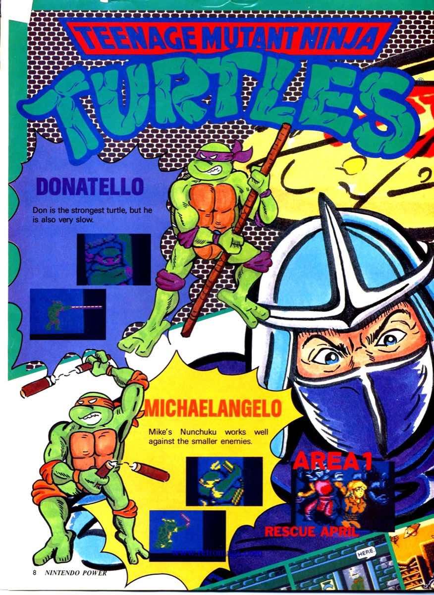 Nintendo Power | May June 1989 p8