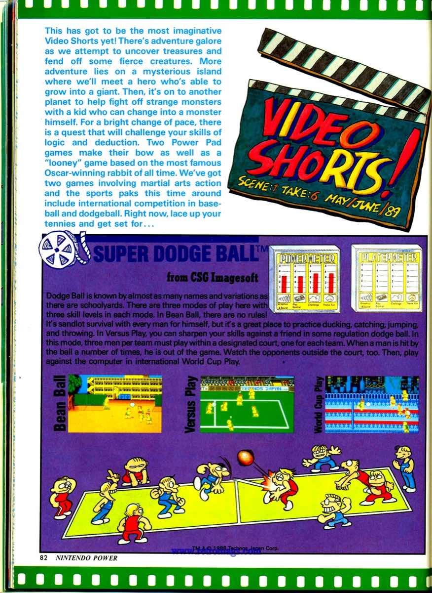 Nintendo Power | May June 1989 p82