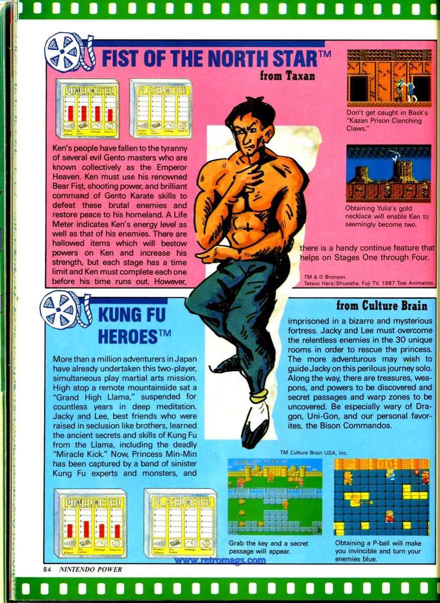 Nintendo Power | May June 1989 p84