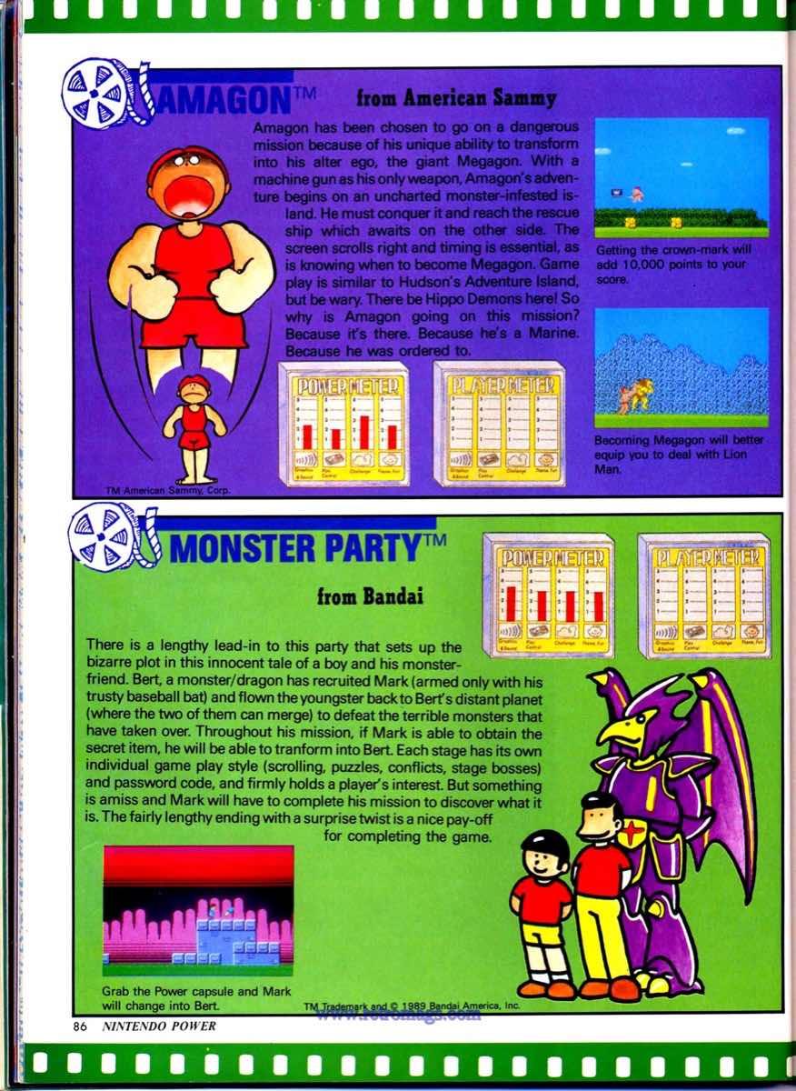 Nintendo Power | May June 1989 p86