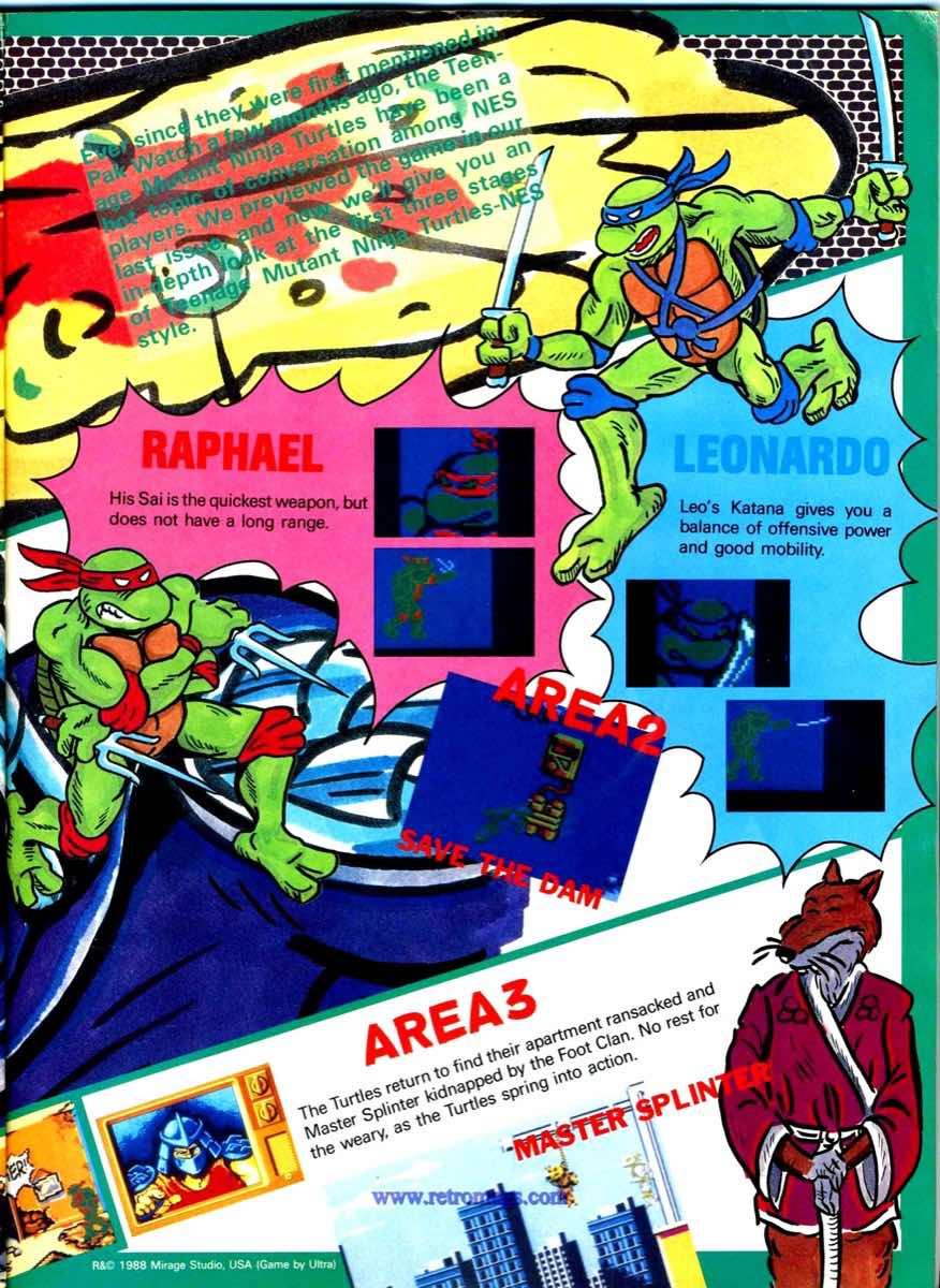 Nintendo Power | May June 1989 p9