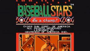 Baseball Stars (NES) Game Hub