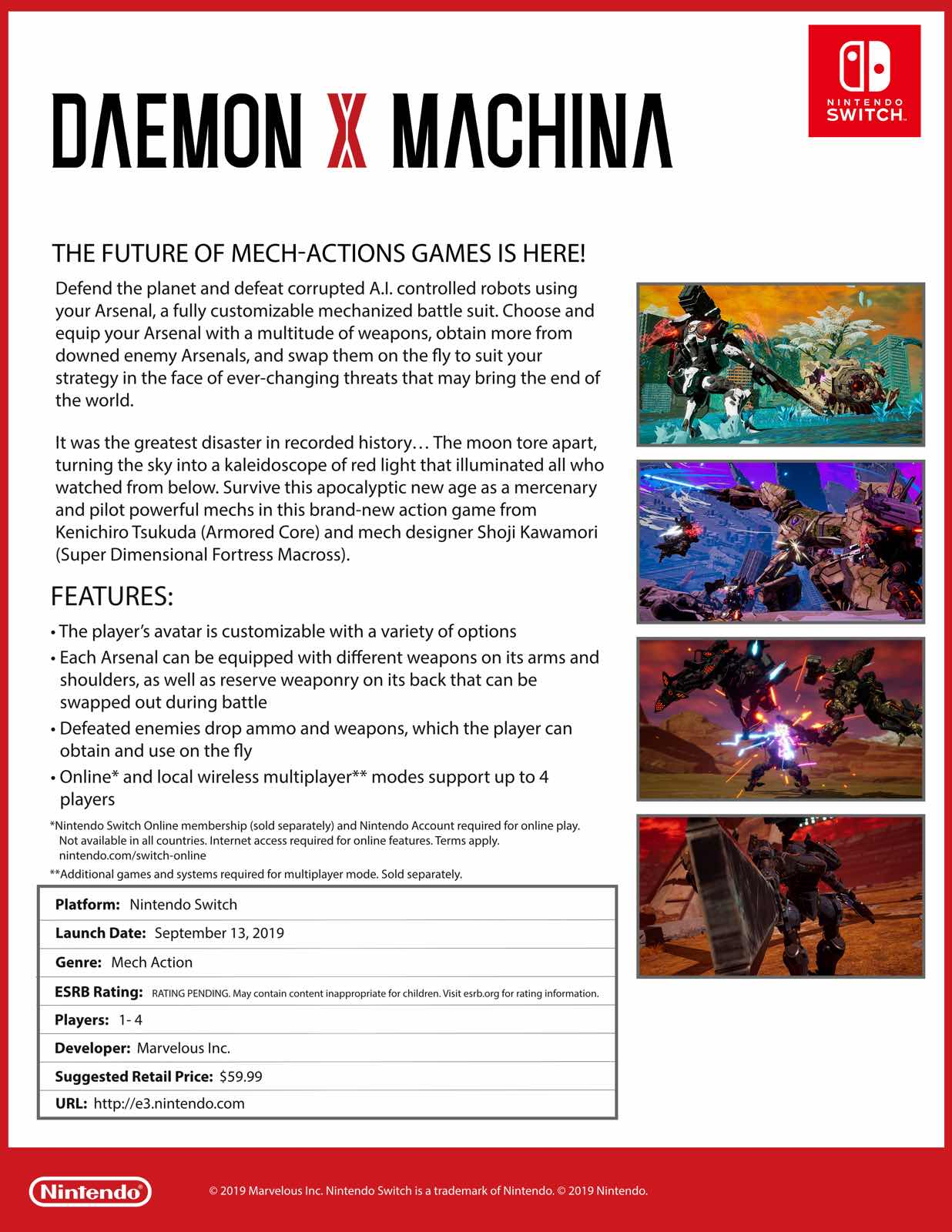 DaemonXMachina-Fact-Sheet