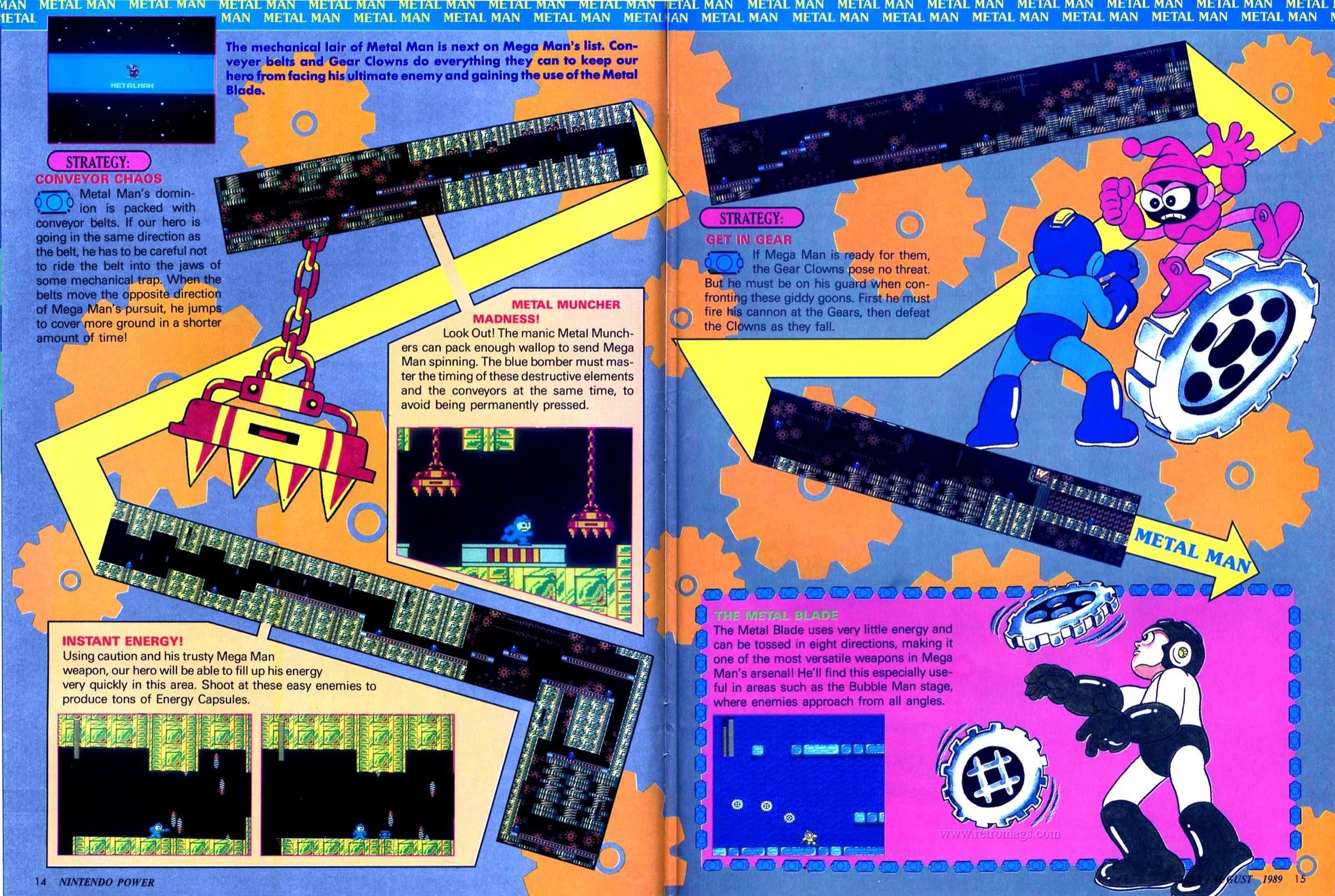 Nintendo Power | July August 1989 p14-15