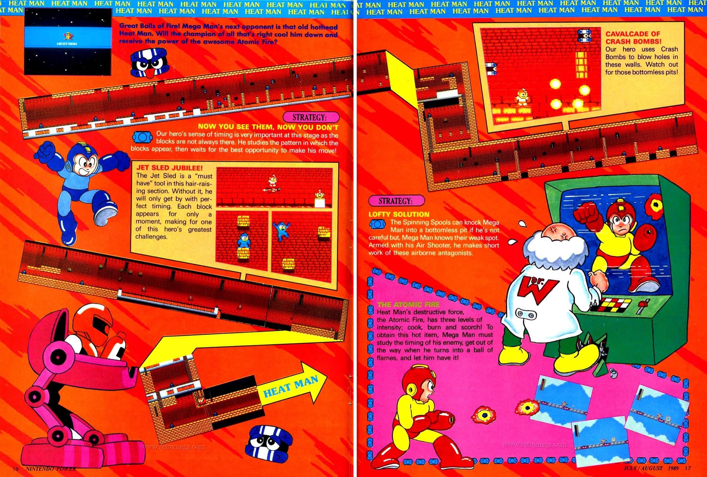 Nintendo Power | July August 1989 p16-17