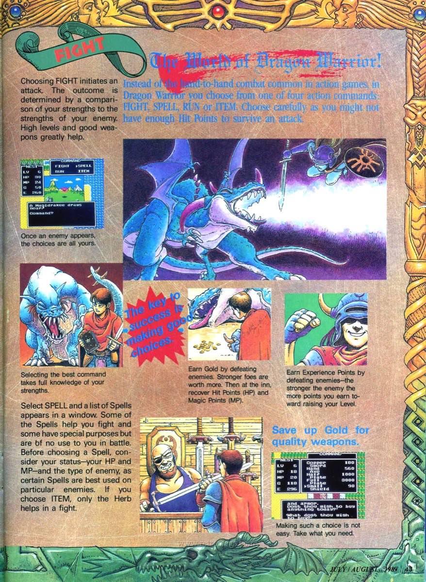 Nintendo Power | July August 1989 p43