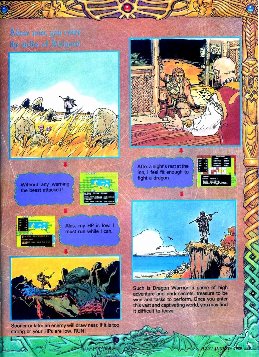 Nintendo Power | July August 1989 p49